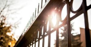 cancello nuova metalporte nero