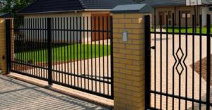 cancello nero nuova metalporte