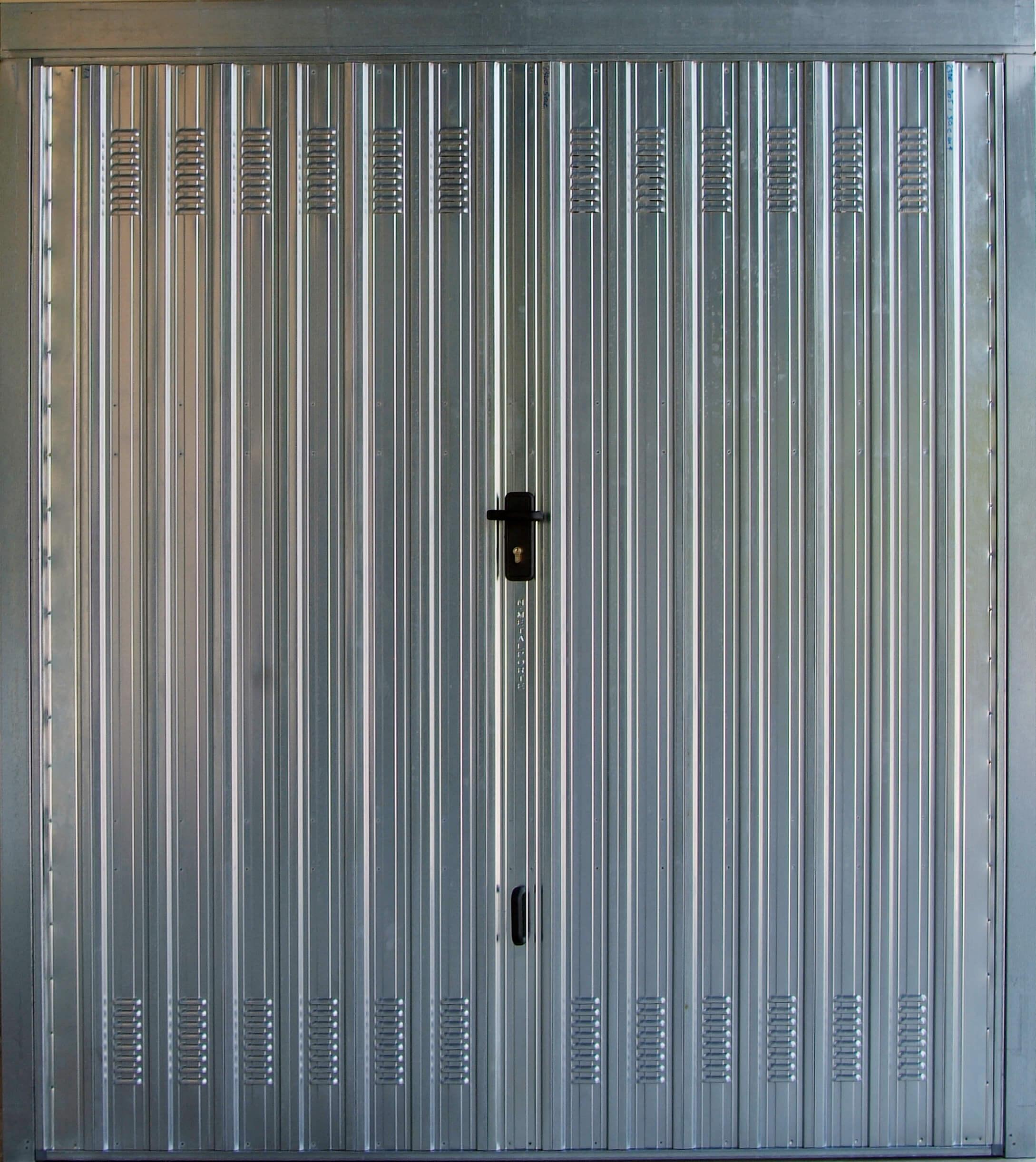 garage metallico