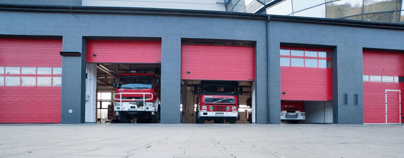 garage avvolgibile