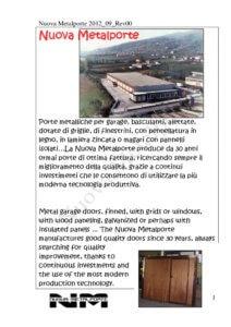 thumbnail of profili nuova metalporte