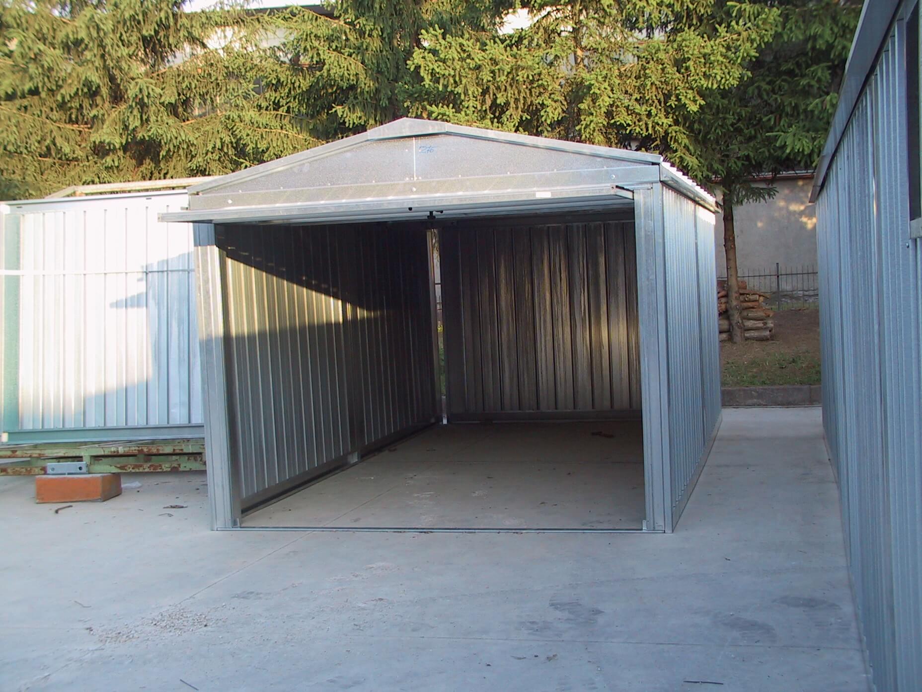 box metallico