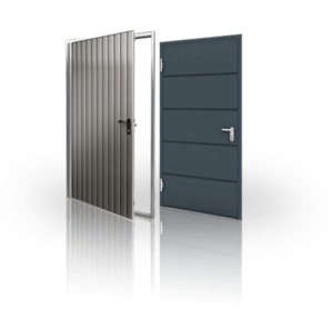 Porte laterali in acciaio