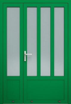 porta verde