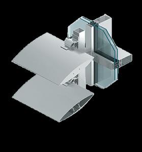 Facciate in aluminio wisniowski zaluzje fasadowe