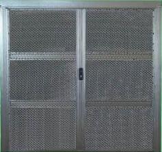 Porta Basculante Grigliata