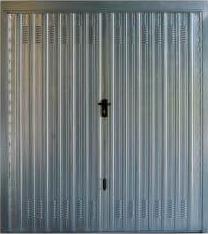Porta Basculante Zincata Slim 7