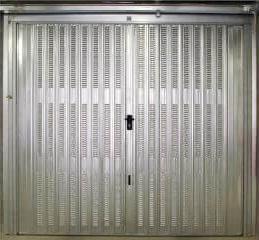 Porta Basculante Zincata Standard